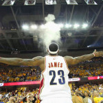 LeBron Goes Back to #23 in Cleveland