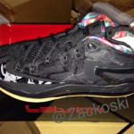 Nike LeBron 11 Low Black / Hyper Crimson Drops on July 31st