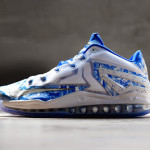 Nike LeBron 11 Max Low China Pack Blue / White