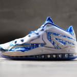 Nike LeBron 11 Max Low China Pack Blue / White