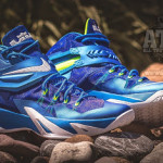 Available Now: Nike Zoom LeBron Soldier VIII (8) Sprite