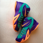 "Sue Bird's ""All-Star"" Nike Zoom LeBron Soldier 8 PE"