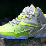 """Closer Look at Maison LeBron 11 From the """"Maison du LeBron"""" Pack"""