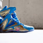 "Coming Soon: Nike LeBron 11 Elite ""Blue 3M"""
