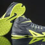 Upcoming Nike Zoom Soldier VIII Magnet Grey & Volt