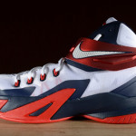 "Release Reminder: Nike Zoom LeBron Soldier 8 ""USA Basketball"""