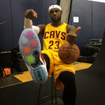 "King James Sports ""Heart of a Lion"" LeBron 12 for Cavs Media Day"