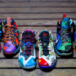 """Release Reminder: Nike LeBron 11 """"What the LeBron"""""""