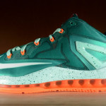 "Release Reminder: Nike Max LeBron 11 Low ""Mystic Green"""