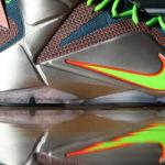 "Nike LeBron 12 ""Trillion Dollar Man"" Pics & Release Date"