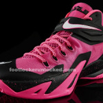 "Release Reminder: Nike Zoom LeBron Soldier 8 ""Think Pink"""