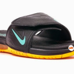 Nike Air LeBron Slide 3 Elite – Black / Peach Cream