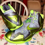 "Unseen Nike LeBron XI (11) ""Dunkman"" Player Exclusive"