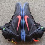 """Closer Look at Upcoming Nike LeBron XII (12) """"Data"""""""