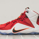 "Release Reminer: Nike LeBron 12 ""Heart of a Lion"" / First-Game"