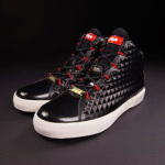 Nike LeBron XII NSW Lifestyle Black / Challenge Red Launch Info