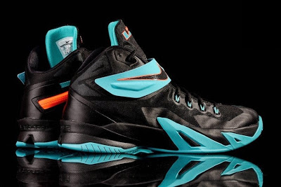 8c2089ce26cf Brand New Nike Zoom LeBron Soldier 8 Drops in Gamma Blue