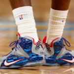 "#WDYWT: LeBron James' Sick Nike LeBron 12 ""Veteran's Day"" PE"