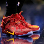 LBJ Rocks New / Old LeBron XII Cavs PE in 3rd Straight Loss