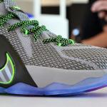 "Detailed Look at Upcoming Nike LeBron 12 ""Dunk Force"" aka Dunkman"