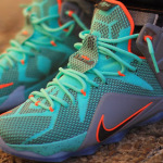 "Release Reminder: LeBron 12 ""Nike Sport Research Lab"""