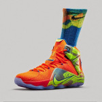 """Six Meridians"" Nike LeBron 12 Collection – Official Look"