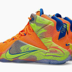 """Release Reminer: Nike LeBron 12 (XII) """"Six Meridians"""""""