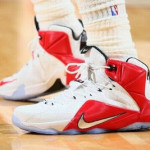 King James Debutes Already His 15th Version of Nike LeBron 12