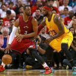 "LBJ Wears ""Christmas"" Nike LeBron 12 in His Return to Miami"