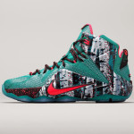 "Release Reminder: Nike LeBron 12 ""Christmas"" Collection"