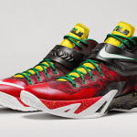 "Detailed Look at Nike Zoom Soldier VIII Premium aka ""Christmas"""