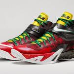 """Detailed Look at Nike Zoom Soldier VIII Premium aka """"Christmas"""""""