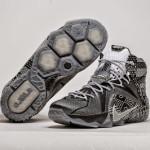"Closer Look at Upcoming Nike LeBron XII ""Black History Month"""