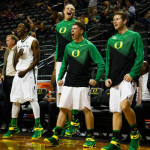 Oregon Ducks' Zoom Soldier 8 Home, Away & Alternate PEs
