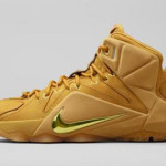 "Nike Brings ""Wheat"" AZG to Life with New LeBron 12 EXT Design"