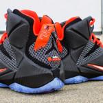 "Release Reminder: Nike LeBron 12 ""Court Vision"""
