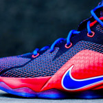 This New LeBron 12 GS Adds New Posite Pattern More Mature Than Men's