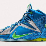 Make Your Own All-Star LeBron 12 via Nike iD Starting Feb. 13