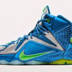 Make Your Own All-Star LeBron 12 via Nike iD Starting Feb. 13