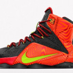 """Nike Adds """"Court Vision"""" Graphic to NIKEiD LeBron XII"""