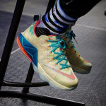 King James Unveils LeBron 12 Low LeBronold Palmer PE? in Practice