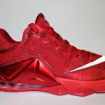 Nike LeBron 12 Low Red Makes a Surprising Debut at Footlocker