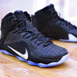 "Detailed Look at NSW's LeBron XII EXT Black ""Rubber City"""