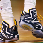 LBJ Debuts Alternate LeBron 12 Elite PE as Cavs Take 3-0 Lead