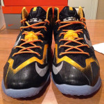 "Rare ""Bumblebee"" LeBron 11 Sample That Keeps Reappearing on eBay"