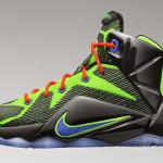 "Nike LeBron 12 GS ""Gamer"" Inspired by Bronnie's Xbox One Cake"