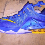 "Preview of Upcoming Nike LeBron 12 Low GS ""Entourage"""