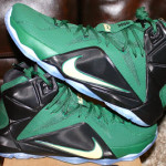 "First Look at Nike LeBron XII (12) ""SVSM Away"" PE"