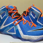 "Preview of Upcoming Nike LeBron XII Elite ""Elevate"""
