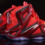 "Available Now: Nike LeBron 12 Elite ""Ignite"""